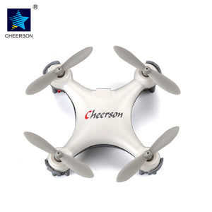 Mini Drone Quadcopter Pocket Drone 4CH 3D Flips