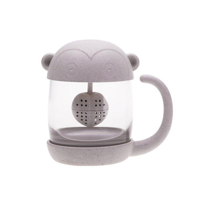 Creative New Tea Strainer Infuser mug Teapot