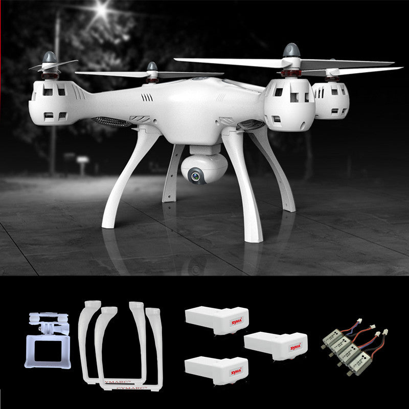 GPS RC Drone with Camera Selfie Aircraft  HD FPV Quadcopter