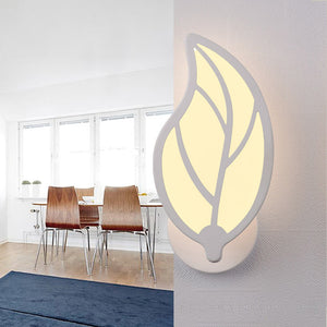 Modern Simple LED Wall Light Acrylic Material sconce For Home Bedroom Bathroom Wall Light Indoor Home Decorative Wall Lamp
