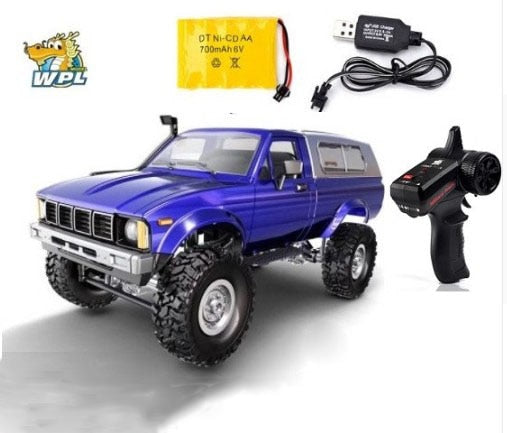 RC Car Remote Control car 2.4G RC Crawler Off-road Car Buggy Moving Machine 1:16 4WD