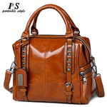 100% Genuine Leather Bags Famous Design Large Tote Designer Handbags Purse