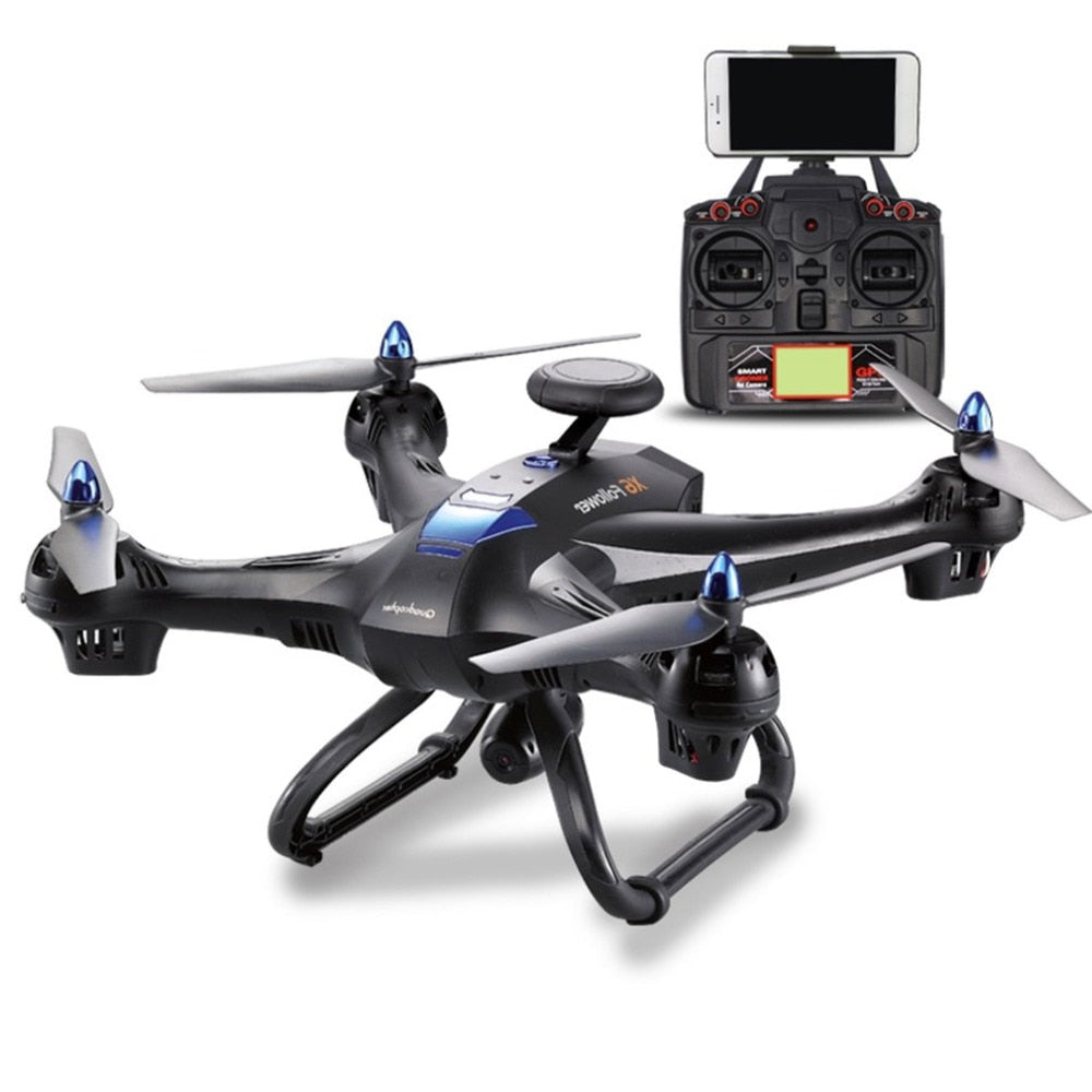 Professional Altitude Hold Dual GPS with 720P Camera HD RTF FPV