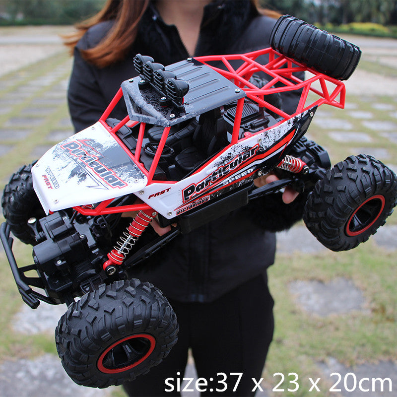 1/12 RC Car 4WD climbing Car 4x4  Double Motors Drive Remote Control Model Off-Road