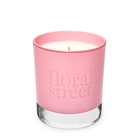 rose provence candle