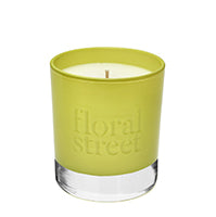 spring bouquet candle