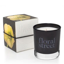 fireplace scented candle