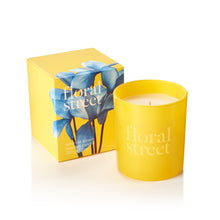 Floral Street Sunshine Bloom cruelty free and vegan scented candle 200g with recyclable and sustainable packaging