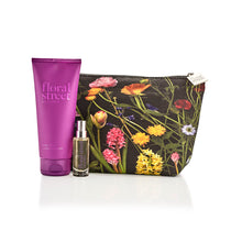 Iris Goddess Vegan Beauty Bag set