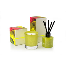 spring bouquet candle & diffuser gift set
