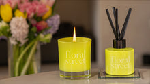 Floral Street Spring Bouquet Vegan Scented candle and Diffuser in Recyclable Packaging