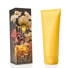 Wild vanilla orchid 200ml vegan body cream with recyclable sugarcane packaging