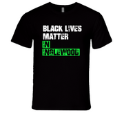 Black Lives Matter In Inglewood