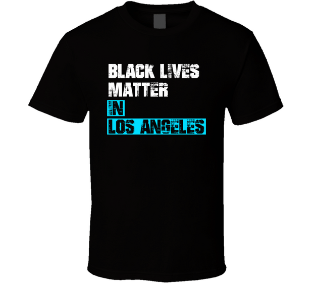 Black Lives Matter In Los Angeles