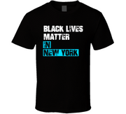 Black Lives Matter In New York