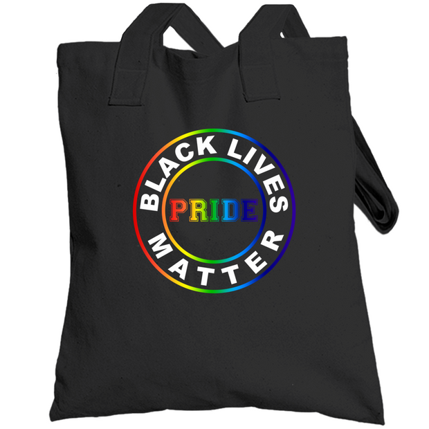 Black Lives We Are Pride Totebag