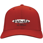 Kamala Harris Madam Vice President Red Hat