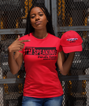 Kamala Harris I'm Speaking Red T Shirt