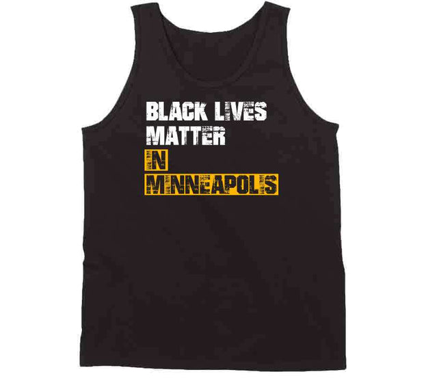 Black Lives Matter In Minneapolis