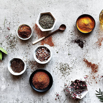 Why spices & herbs are the new superfoods