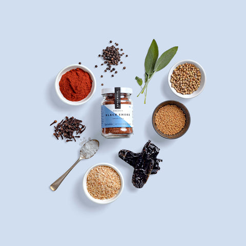 Black Smoke - Sprinkle Artisan Spice Blends