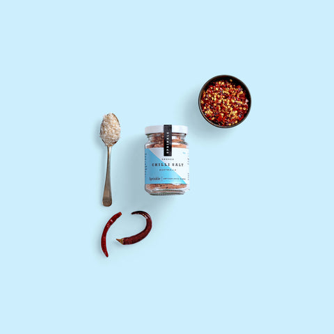 Smoked Chilli Salt - Sprinkle Artisan Spice Blends