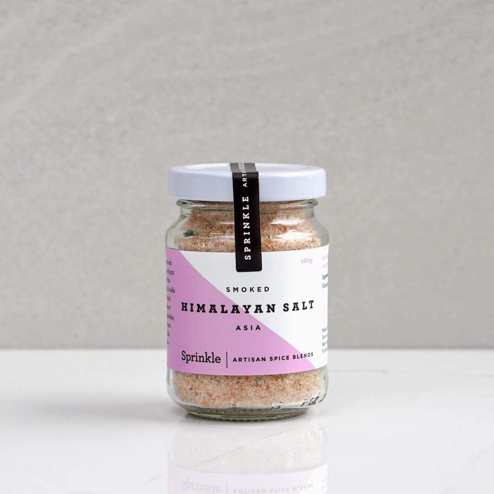 Smoked Himalayan Salt