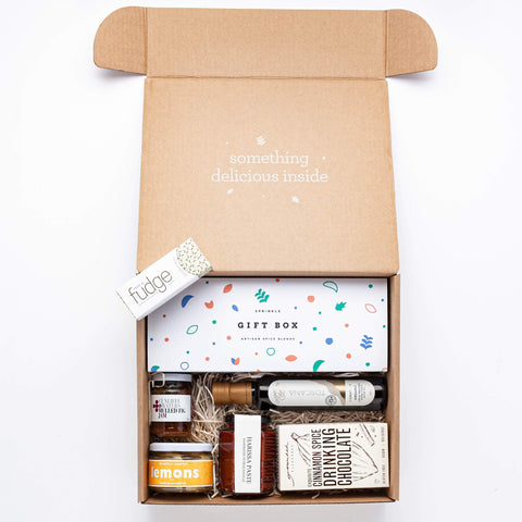 The Middle Eastern | Gift Hamper - Sprinkle Artisan Spice Blends