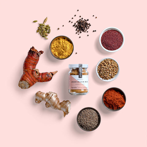 Jerusalem Mix | Israeli Spice Blend - Sprinkle Artisan Spice Blends