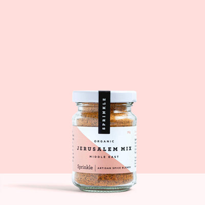Jerusalem Mix - Sprinkle Artisan Spice Blends