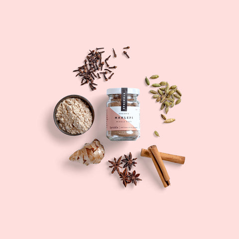 Mahlepi | Middle Eastern Sweet Spice Blend - Sprinkle Artisan Spice Blends