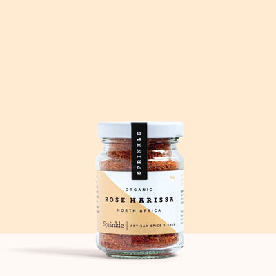 Rose Harissa - Sprinkle Artisan Spice Blends
