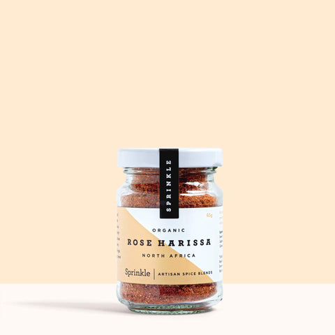Rose Harissa | North African Spice Blend - Sprinkle Artisan Spice Blends