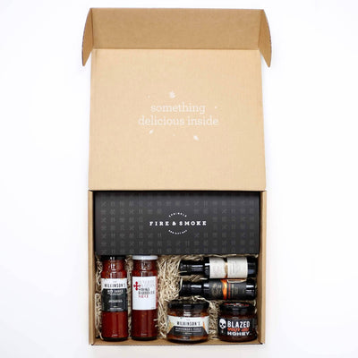 Fire & Smoke | Gift Hamper - Sprinkle Artisan Spice Blends