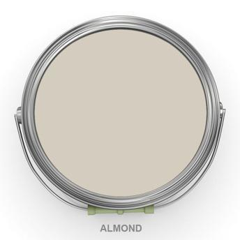Almond - Jordemors - Autentico Chalk Paint