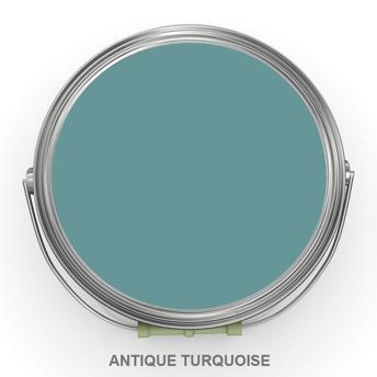 Antique Turquoise - Jordemors - Autentico Chalk Paint
