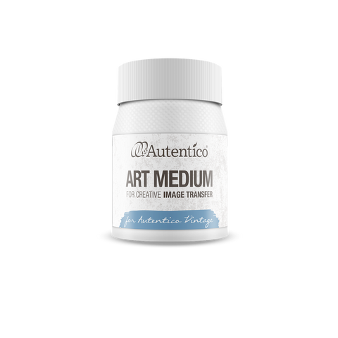 Autentico Art Medium - Jordemors - Autentico Chalk Paint