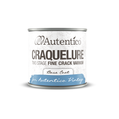 Autentico Craquelure - Jordemors - Autentico Chalk Paint
