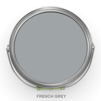 French grey - Jordemors - Autentico Chalk Paint