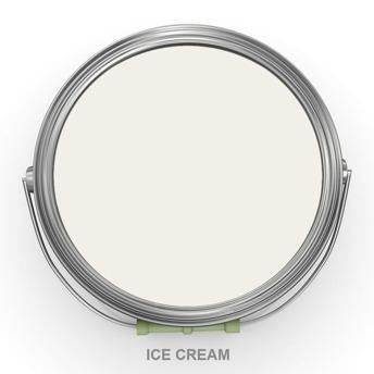 Ice Cream - Jordemors - Autentico Chalk Paint