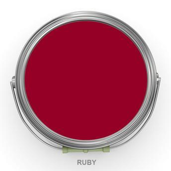 Ruby - Jordemors - Autentico Chalk Paint