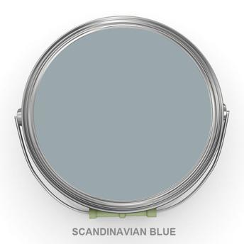 Scandinavian Blue - Jordemors - Autentico Chalk Paint