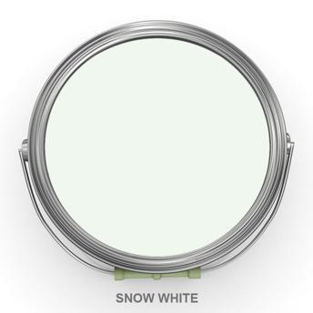 Snow white - Jordemors - Autentico Chalk Paint