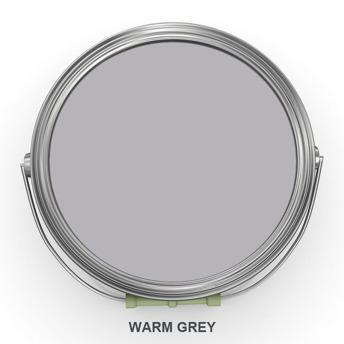 Warm Grey - Jordemors - Autentico Chalk Paint