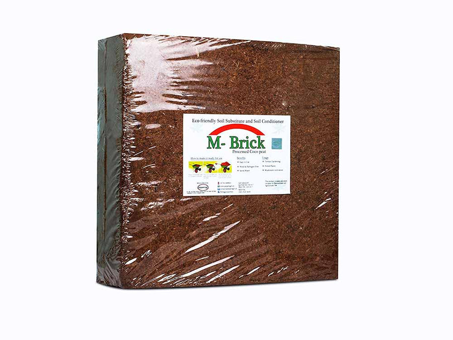 Pepper Agro Organic Coco Peat Soil Substitute Powder 5 Kg