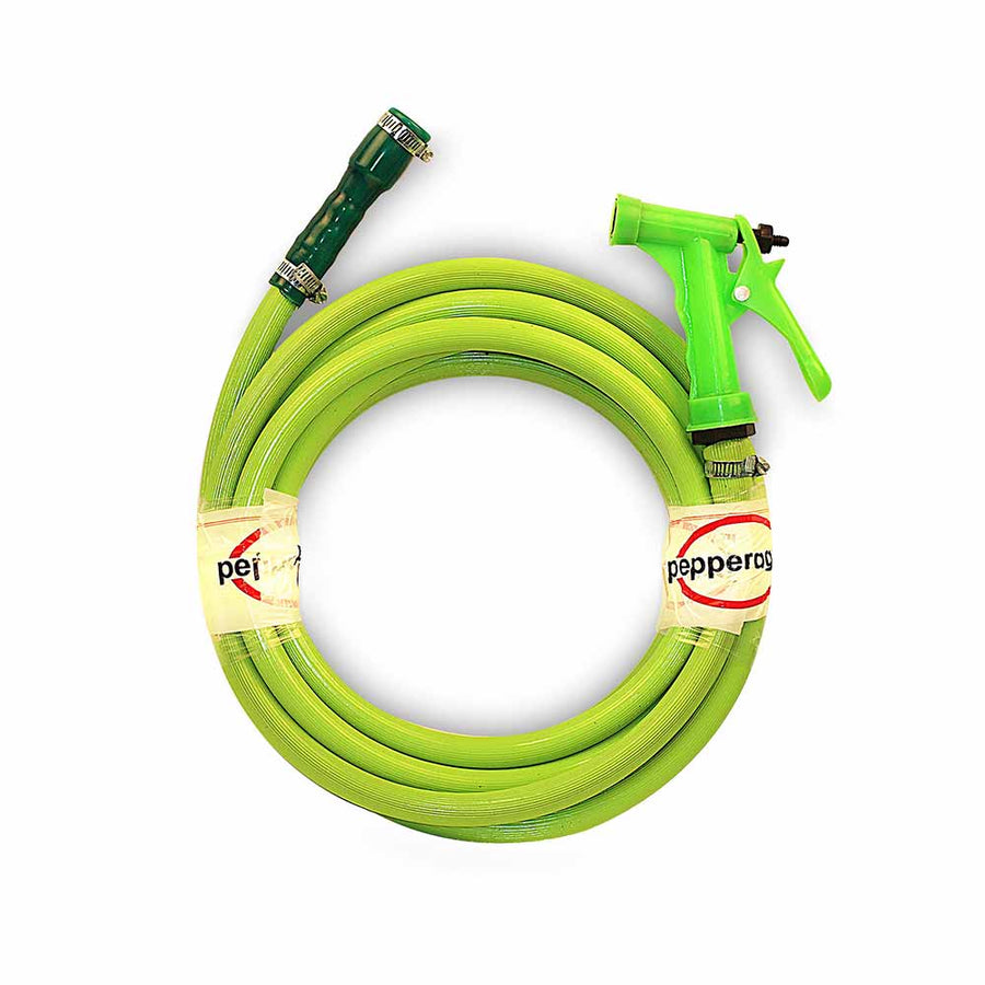 Pepper Agro Double Decker Hose with Single Pattern Spray Gun