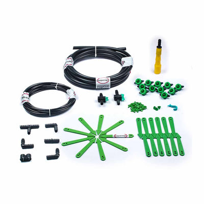M Drip Irrigation Kits (Available for 20, 50, 100, 150 & 200 plants)