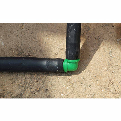 Pepper Agro Drip Plant Watering Elbow Connector