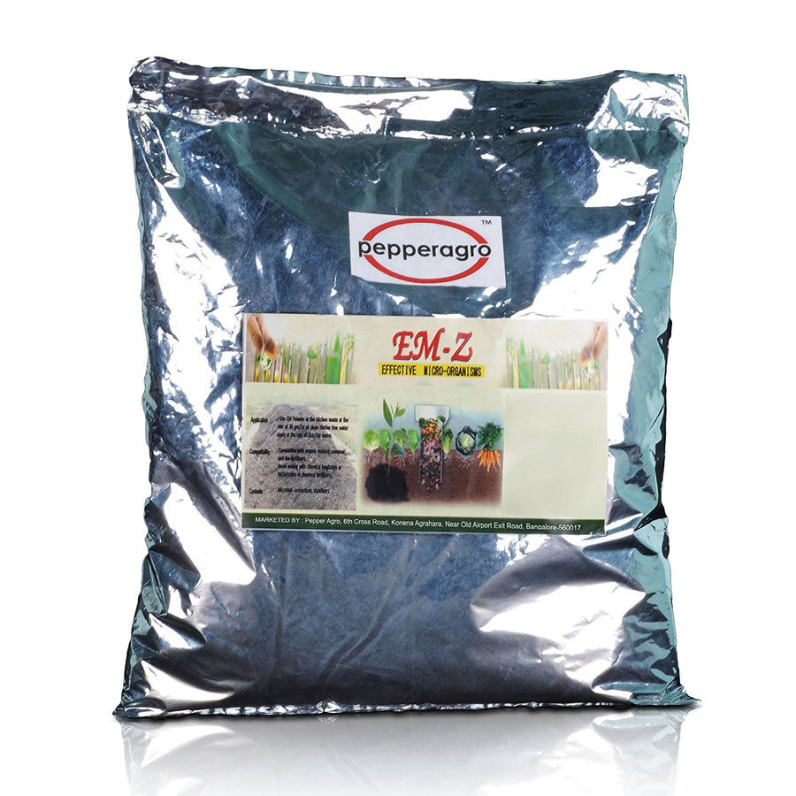 Pepper Agro Compost Accelerator Pre Planting Treatment EM Powder