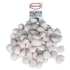 Pepper Agro Pebbles Stones for Decoration / Garden / Table / Aquarium White Polished Pebble - Pepper Agro
